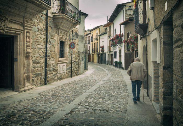 calle del agua villafranca del bierzo